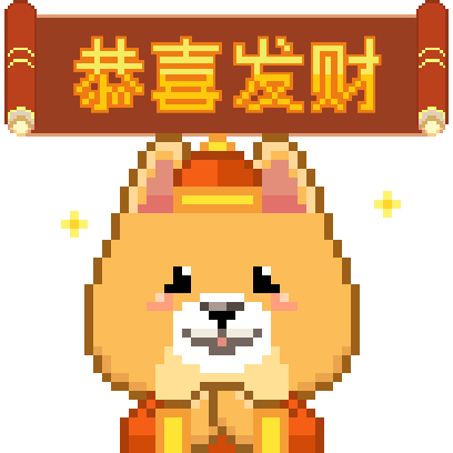 Chinese New Year Borky messages sticker-5