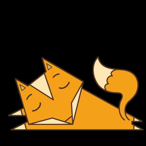 Fox in POP Lite messages sticker-1