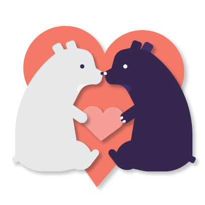 Valentine Moji messages sticker-7
