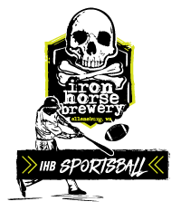 Iron Horse Brewery Stickers messages sticker-8