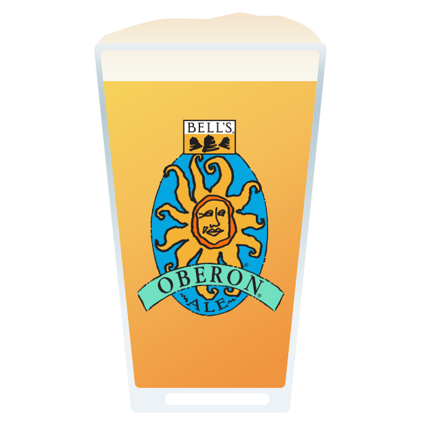 Bell's Oberon Ale messages sticker-2