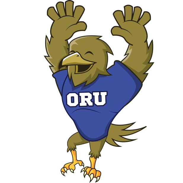 ORU Eagle Stickers messages sticker-10