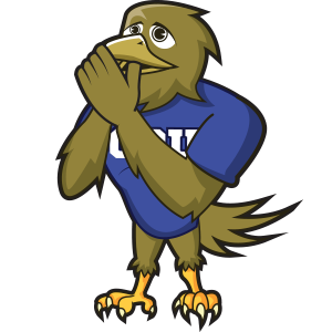 ORU Eagle Stickers messages sticker-11