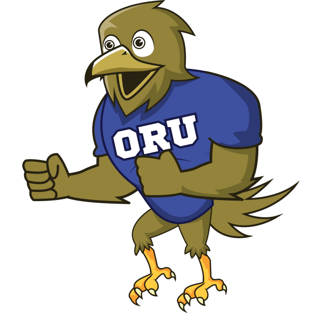 ORU Eagle Stickers messages sticker-7