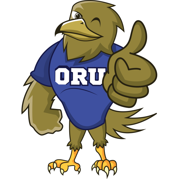 ORU Eagle Stickers messages sticker-1