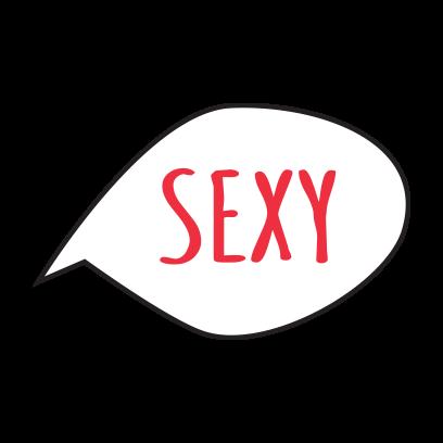 Valentine's underwear messages sticker-8