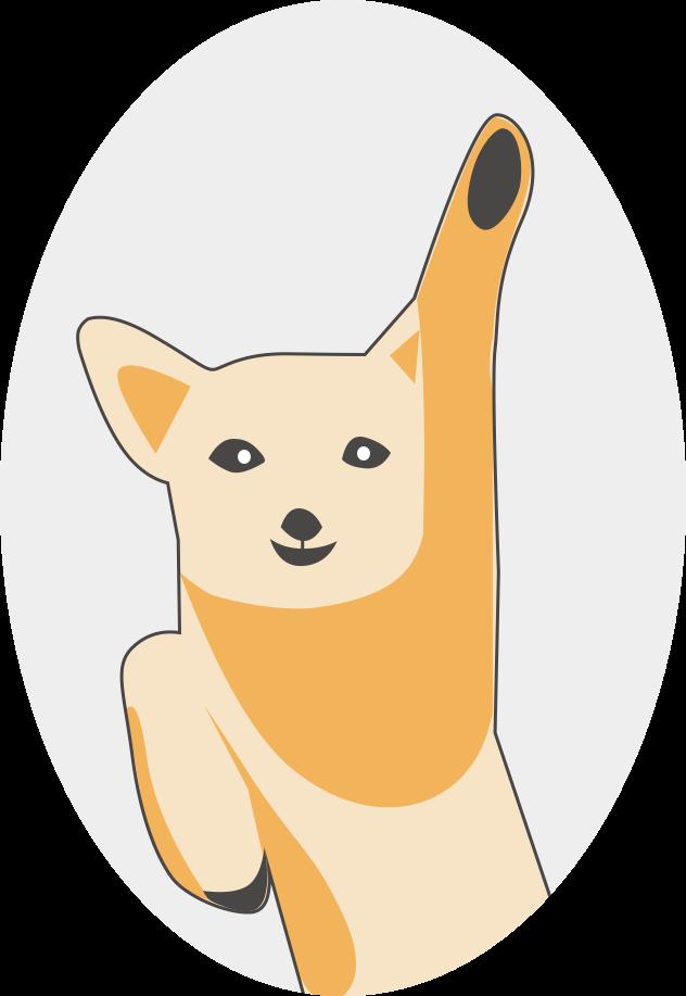 Dog-狗狗 messages sticker-5