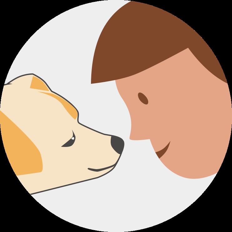 Dog-狗狗 messages sticker-6