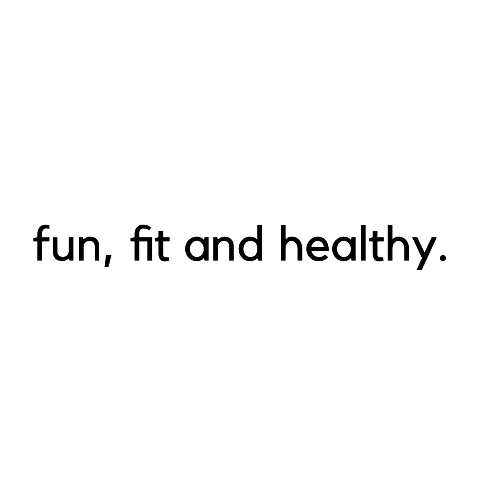 Fun, Fit and Healthy Stickers messages sticker-10