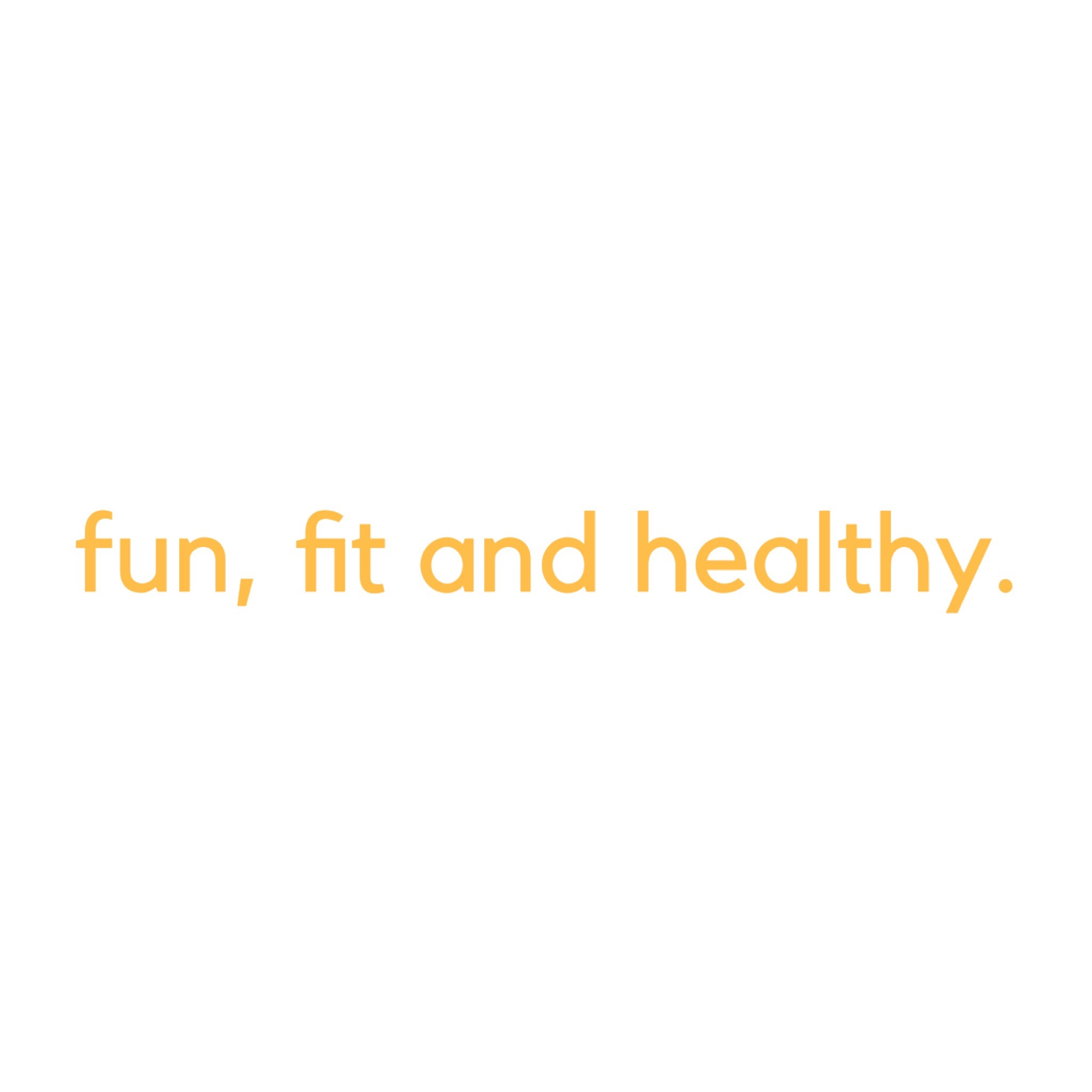 Fun, Fit and Healthy Stickers messages sticker-11