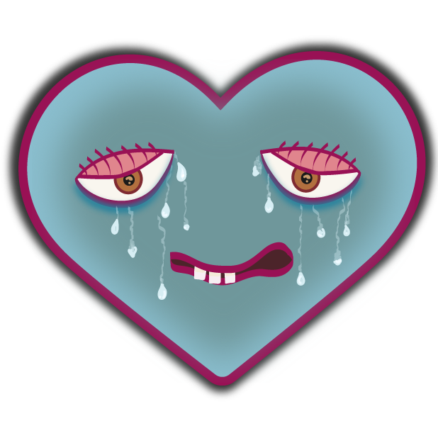 Amorous messages sticker-11
