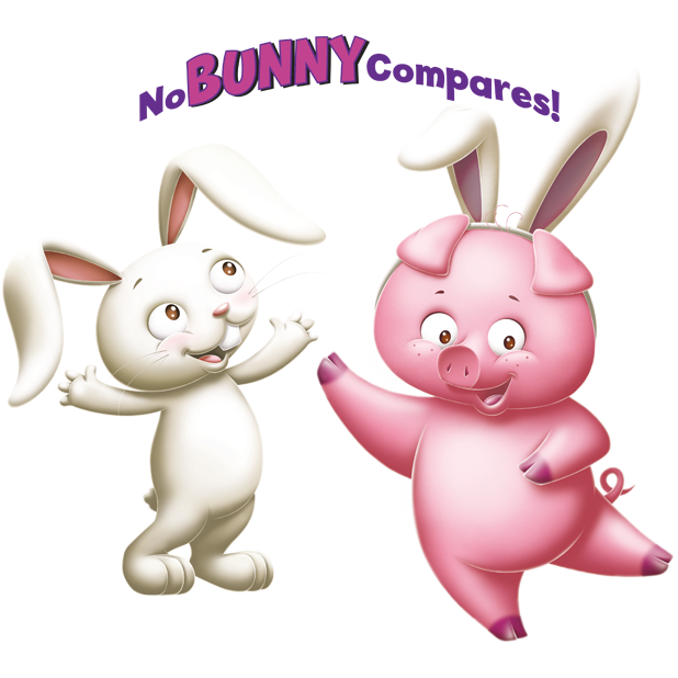 Dudley's Easter Stickers messages sticker-6