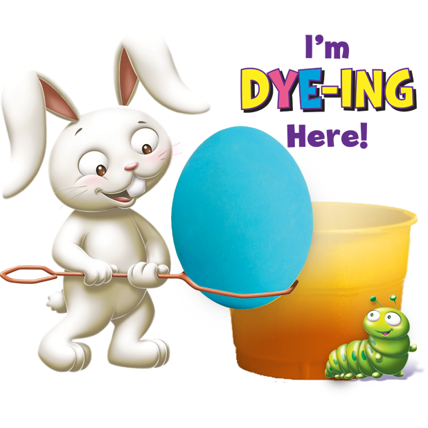 Dudley's Easter Stickers messages sticker-4