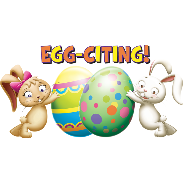 Dudley's Easter Stickers messages sticker-0