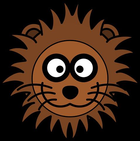 Lion Stickers - 2018 messages sticker-10