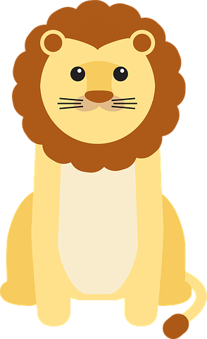 Lion Stickers - Sid Y messages sticker-7