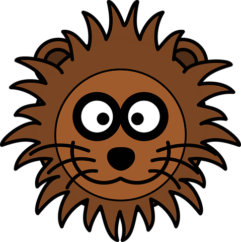 Lion Stickers - Sid Y messages sticker-10