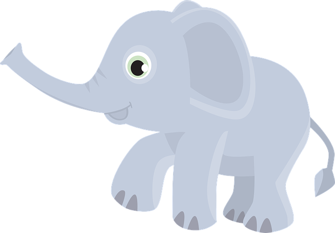 Elephant Stickers  - 2018 messages sticker-1