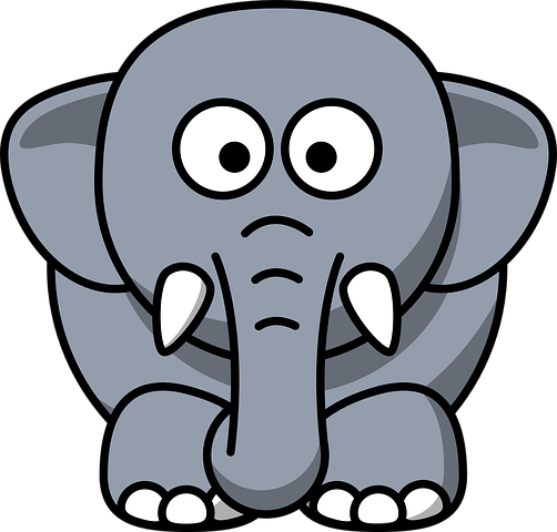 Elephant Stickers  - 2018 messages sticker-3
