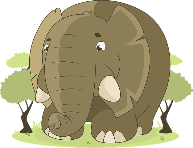 Elephant Stickers  - 2018 messages sticker-2