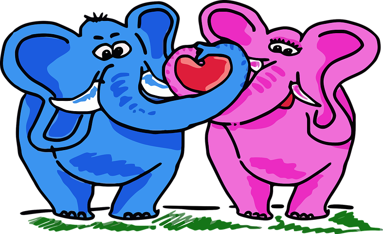 Elephant Stickers  - 2018 messages sticker-11