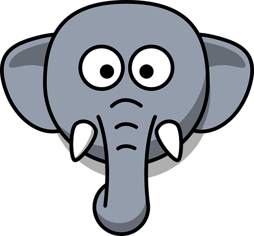 Elephant Stickers  - 2018 messages sticker-4
