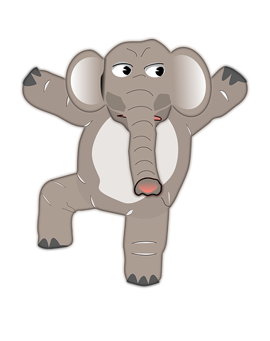 Elephant Stickers  - Sid Y messages sticker-6