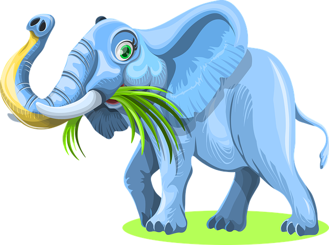 Elephant Stickers  - Sid Y messages sticker-8