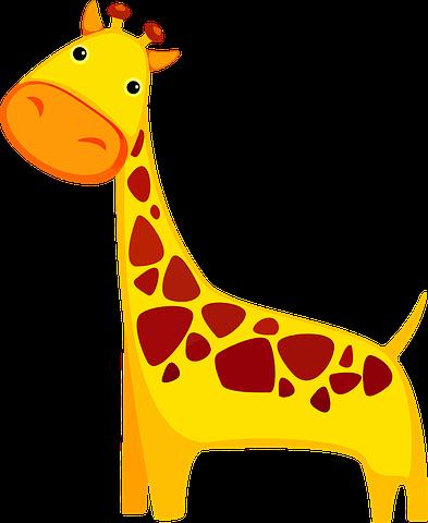 Giraffe Stickers - Sid Y messages sticker-6