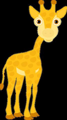 Giraffe Stickers - Sid Y messages sticker-7
