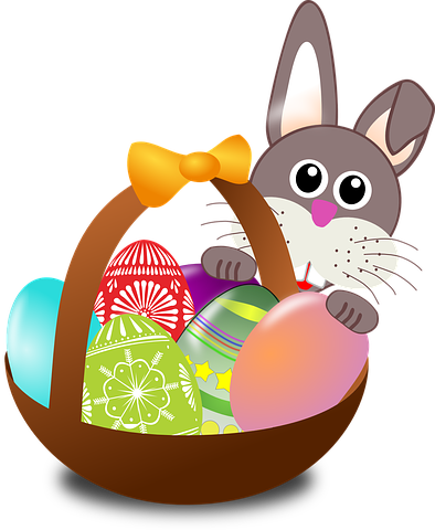 Easter Stickers - 2018 messages sticker-0