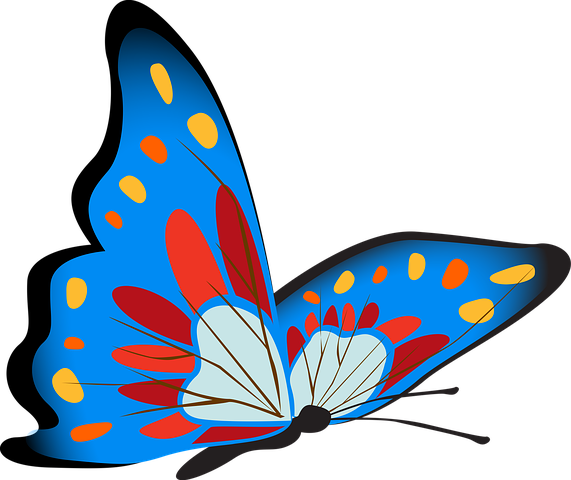 Butterfly Stickers - 2018 messages sticker-3
