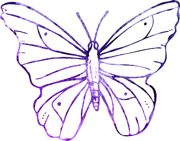 Butterfly Stickers - 2018 messages sticker-11