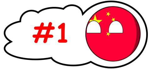 CountryBalls - CHN messages sticker-5