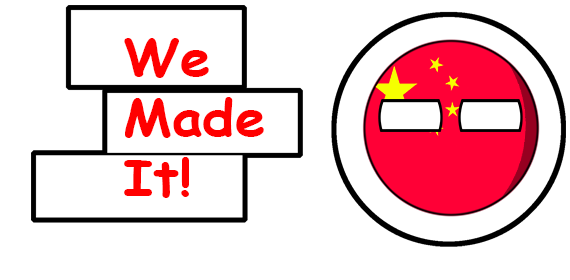 CountryBalls - CHN messages sticker-6