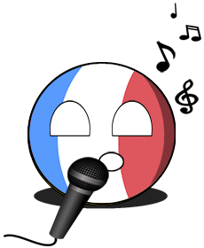 CountryBalls - FR messages sticker-3