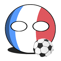 CountryBalls - FR messages sticker-8