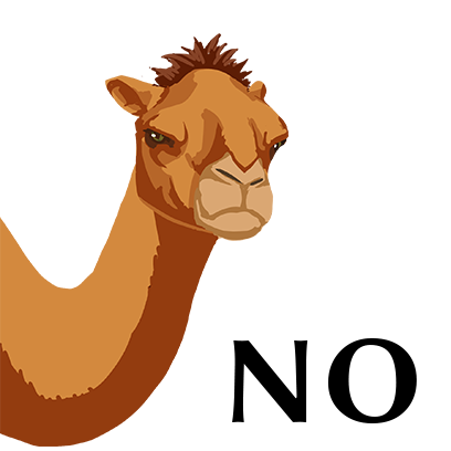 Silk Road Camel Stickers messages sticker-3