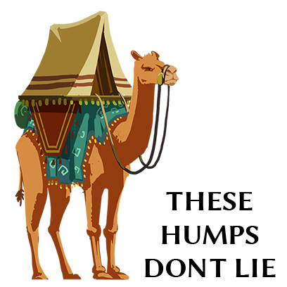 Silk Road Camel Stickers messages sticker-2