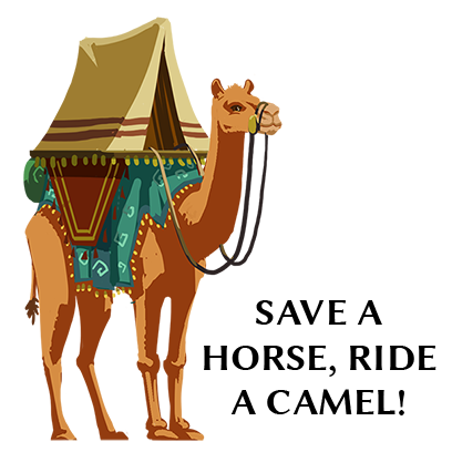 Silk Road Camel Stickers messages sticker-11