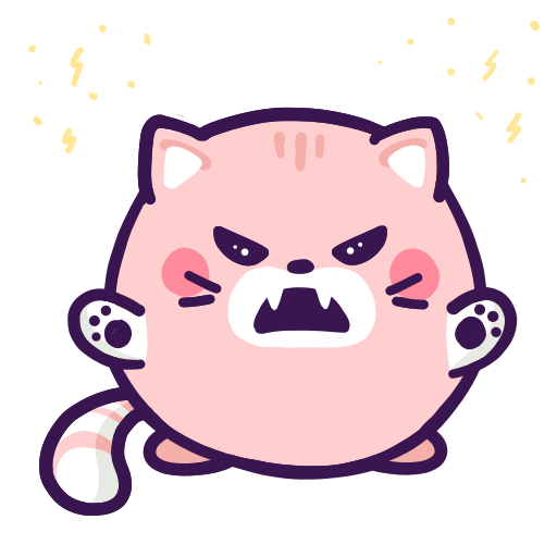 Enjoy the Cuteness Stickers messages sticker-5