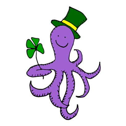 Happy Octopi Stickers messages sticker-7