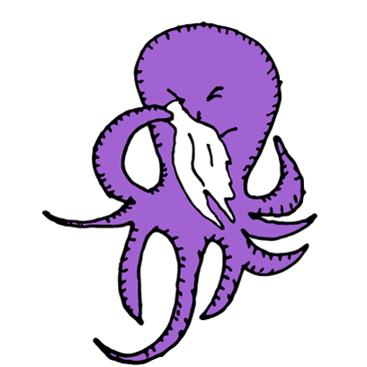 Happy Octopi Stickers messages sticker-8