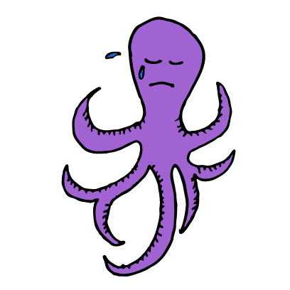 Happy Octopi Stickers messages sticker-0