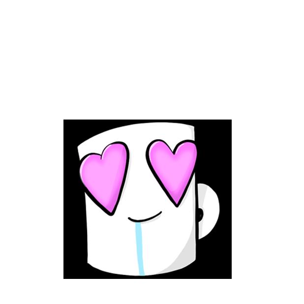 Shut Up, Cup! - Stickers messages sticker-11