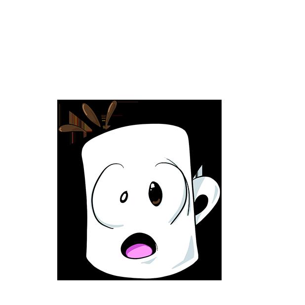 Shut Up, Cup! - Stickers messages sticker-4