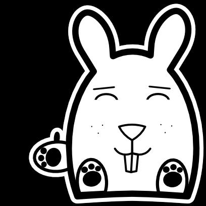 Sticky Bunnies messages sticker-5