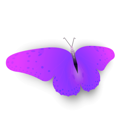 Bright Butterfly Stickers messages sticker-7