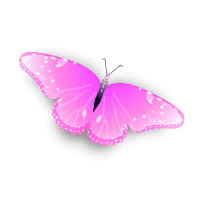 Bright Butterfly Stickers messages sticker-8