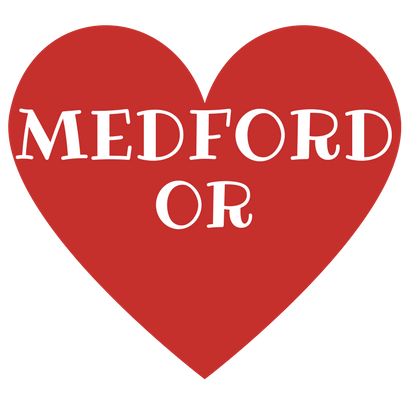 Medford Oregon Sticker App messages sticker-4